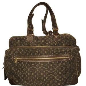 Monogram Louis Vuitton min lin diaper bag 7109388c62e0e